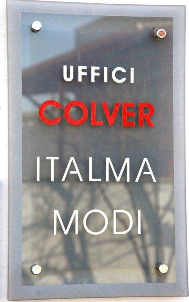 Colver srl e Italma