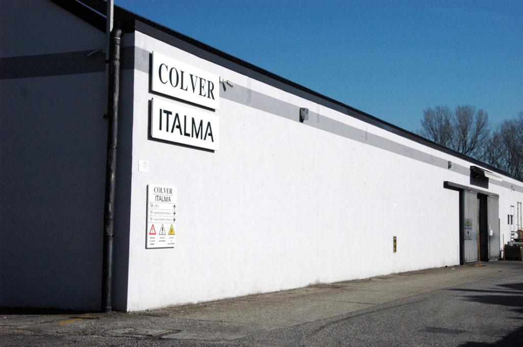 Colver srl verniciatura industriale e Italma
